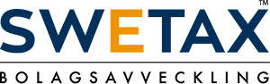 Swetax Bolagsavveckling Logo