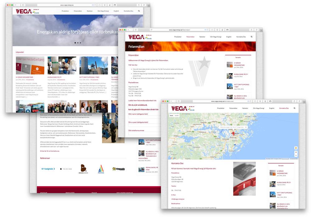 Vega Energi Webb