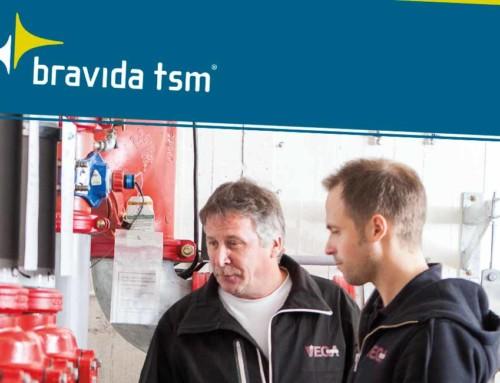 Vi gör ny broschyr till Bravida TSM