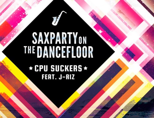 Saxparty On The Dancefloor!