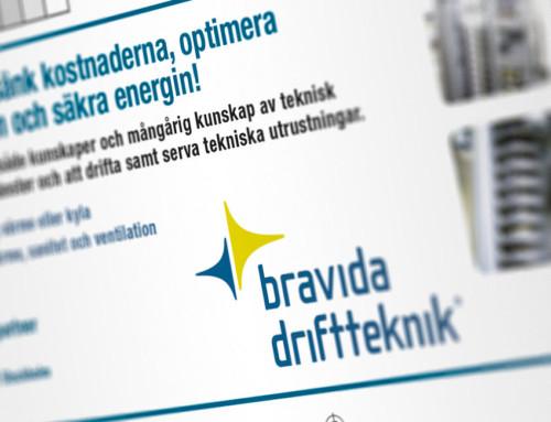 Ny Annons för Bravida Driftteknik i fackpress