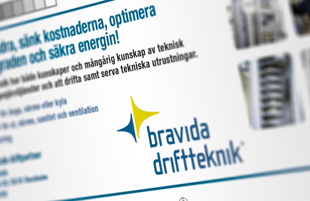 Bravida Driftteknik STI Annons