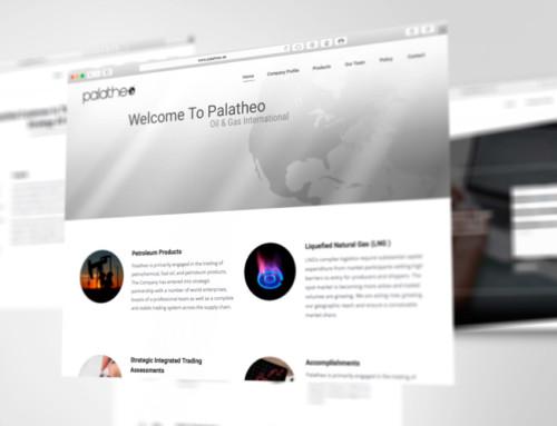 Vi har skapat ny webbplats åt Palatheo AB