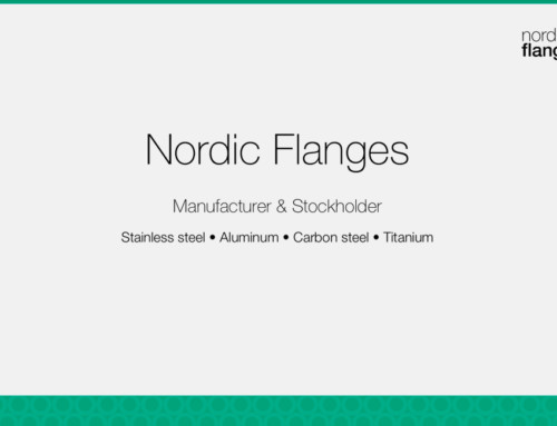 Power Point presentation åt Nordic Flanges