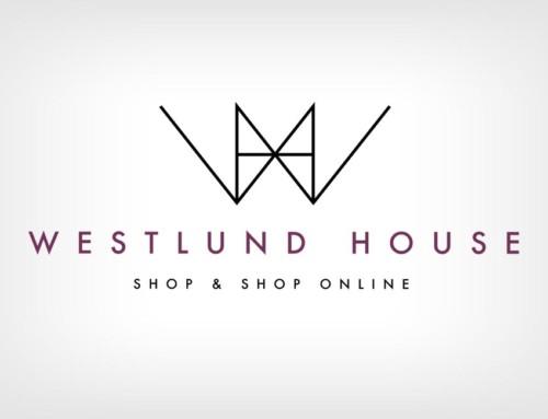 Ny trevlig logotyp till Westlund House AB