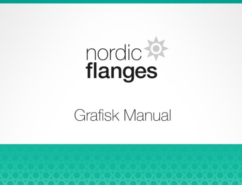 Ny grafiskt manual till Nordic Flanges Group AB