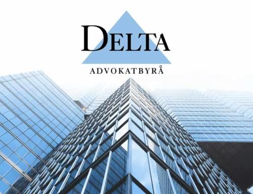Vi har skapat en ny webbplats för Delta Advokatbyrå AB