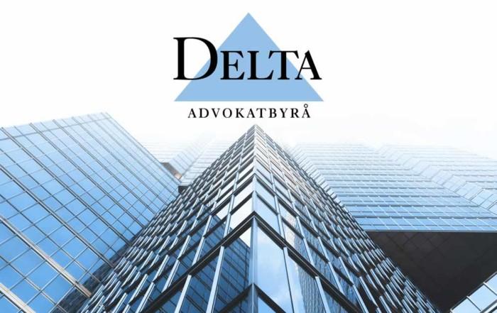 Ny webbplats till Delta Advokatbyrå AB