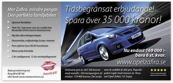 Opel direktreklam